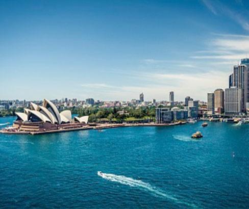 Australia / New Zealand + Fiji